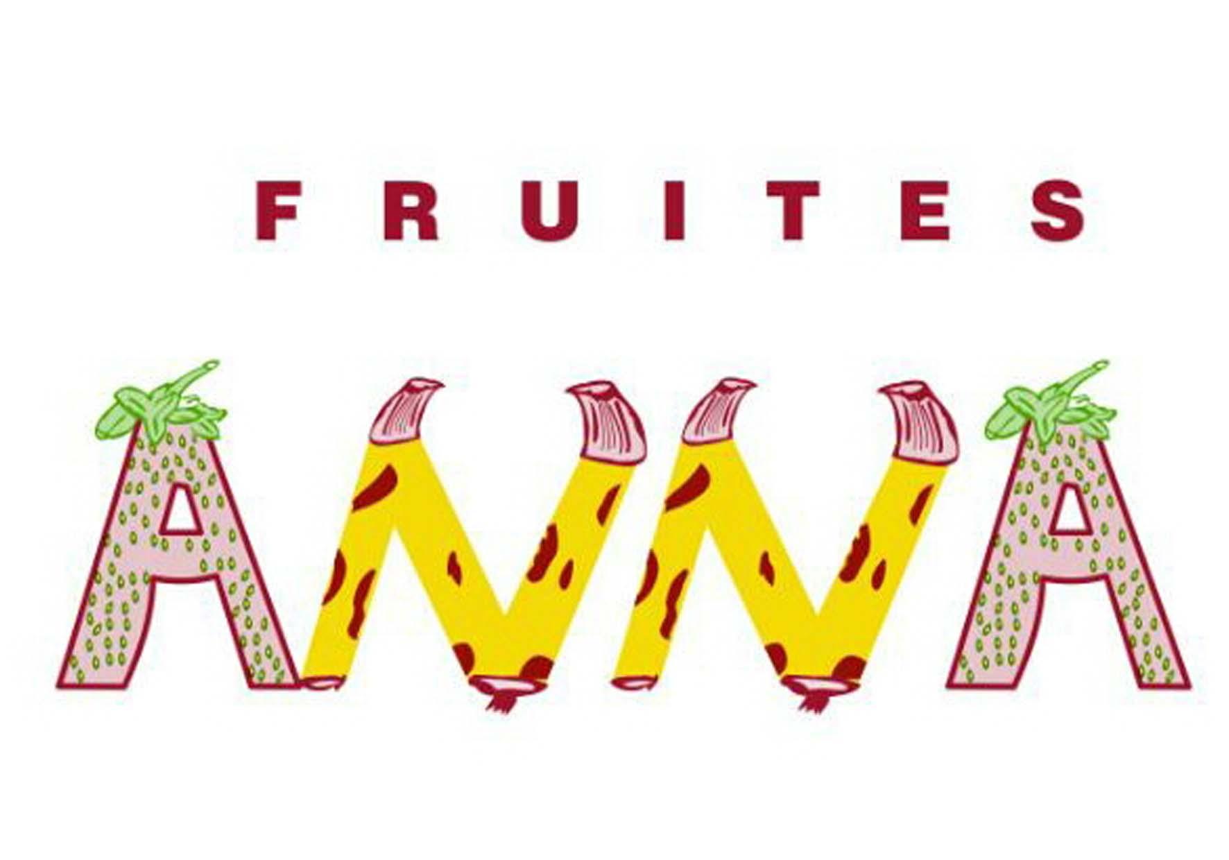 FRUITES ANNA