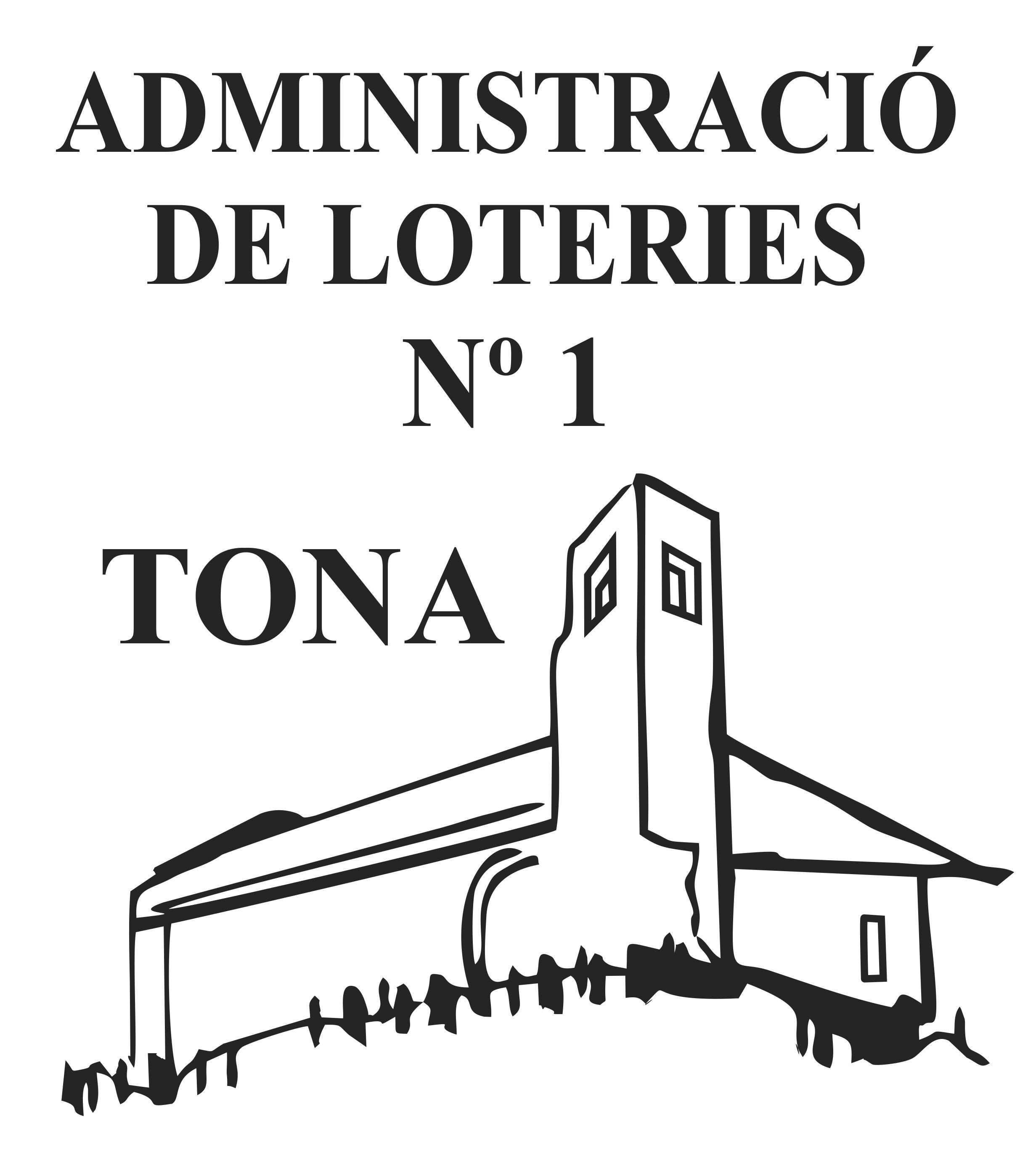 ADMINISTRACIÓ DE LOTERIA